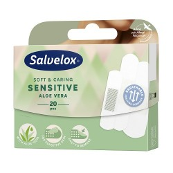 Comprar Salvelox Sensitive Aloe Vera 20 Apósitos