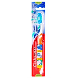 Comprar Colgate Triple Action Cepillo Medio