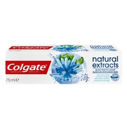 Colgate Natural Extracts Blancura Resplandeciente Pasta Dentífrica 75ml