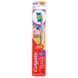 Colgate 360º Advanced Cepillo Medio