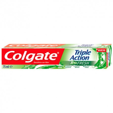 Colgate Triple Action Extra Fresh Pasta Dentífrica 75ml