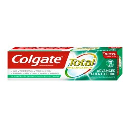 Comprar Colgate Total Advanced Aliento Puro Pasta Dentífrica 75 ml