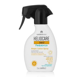 Comprar Heliocare 360º Pediatrics Atopic Lotion SPF50+ 250 ml