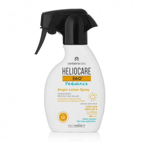 Heliocare 360º Pediatrics Atopic Lotion 250 ml