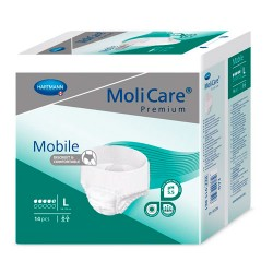 Molicare Mobile Light Large 14uds