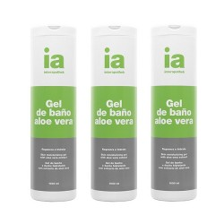 Comprar Interapothek Pack Gel de Baño Aloe Vera 3x1000ml