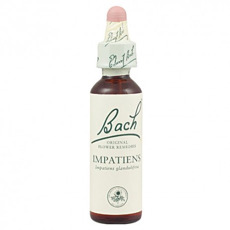 Flores De Bach 18 impatiens 20ml