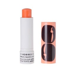 korres Stick labial de melocoton Color 5ml