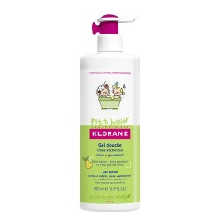 Comprar Klorane Petit Junior Gel Ducha Pera 500ml