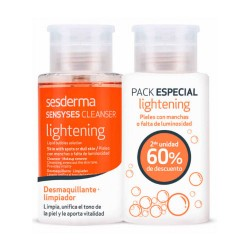 Comprar Sesderma Sensyses Cleanser Lightening Duplo 2x200ml