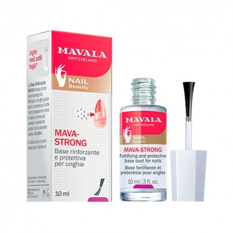 Mavala Mava-Strong Fortalecedor Uñas 10ml