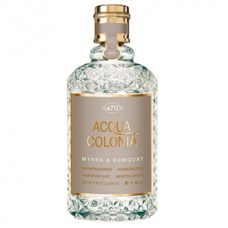 Nº4711 Agua de Colonia Mirra y Kumquat 170ml