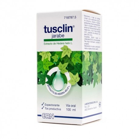 Tusclin Jarabe 100ml