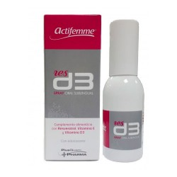 Comprar Actifemme ResD3 Spray Oral 50ml