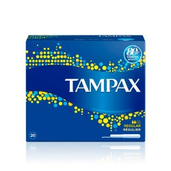 Tampax Regular 20 Uds