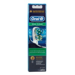 Oral-B Recambio Dual Action 2 Uds