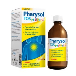 PharysolTos Pediátrico Naranja 175ml