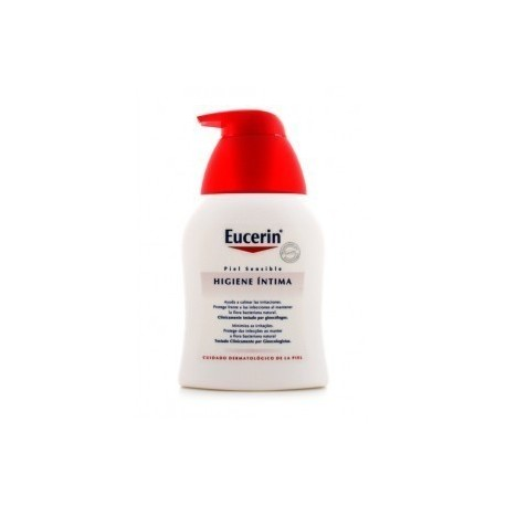 Eucerin Piel Sensible Hígiene Intima PH5  250ml