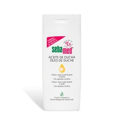SEBAMED ACEITE DE DUCHA 200 ML.