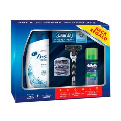 Gillette Pack Male Scale