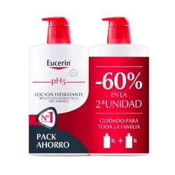 Eucerin PH5 Loción Dosificador 1000ml.