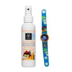 Comprar Apivita Suncare Kids Spray Solar Niños SPF50 150ml +REGALO