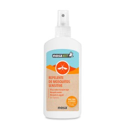 NosaKit Repelente de Mosquitos Sensitive 100ml