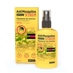 Isdin AntiMosquitos XTREM Spray 75ml.
