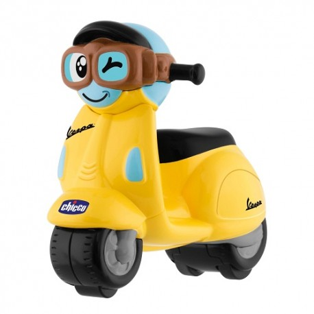 Chicco Vespa Turbo Touch Amarillo