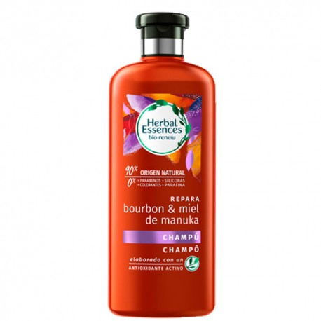 Herbal Essences Champú Reparador 400ml