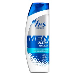 H&S Men Champú Ultra Total Care 600ml