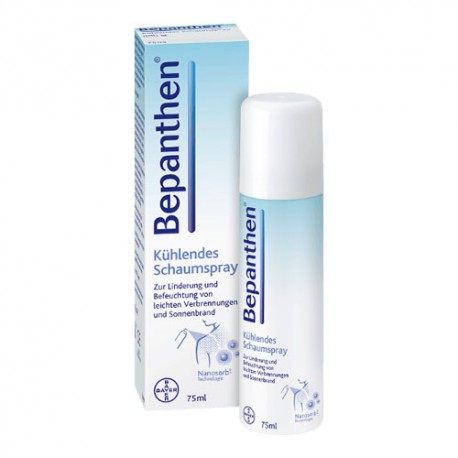 Bepanthol Spray Quemaduras 75ml