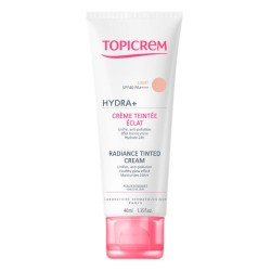 Topicrem UH Crema Hidratante Color Light SPF40 40ml
