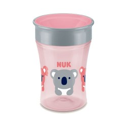 Nuk Vaso Prendizaje Magic Cup +8m
