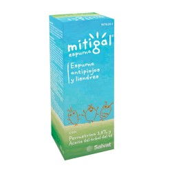 Comprar Salvat Mitigal Espuma Antipiojos 100ml