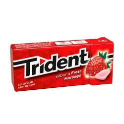 Comprar Trident Chicles Fresh Fresa