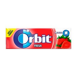 Orbit Gragea Chicles Fresa