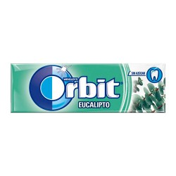 Orbit Gragea Chicles Eucalipto