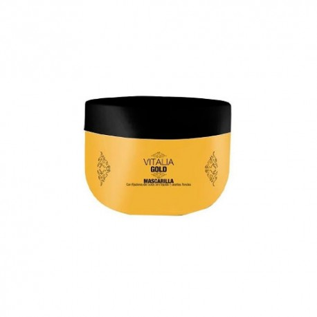 Th Pharma Vitalia Gold Mascarilla Capilar Fijadora de Color 300ml