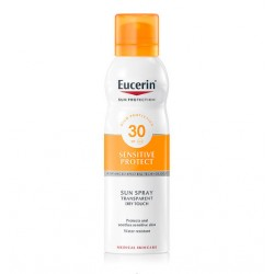 Comprar Eucerin Sun Spray Transparente Dry Touch Sensitive Protect SPF 30