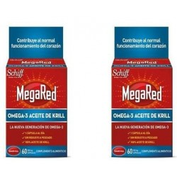 Comprar Megared 500mg Pack 120 Cápsulas