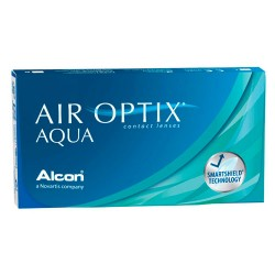 Lentes Air Optix Aqua 8,6 3 Unidades