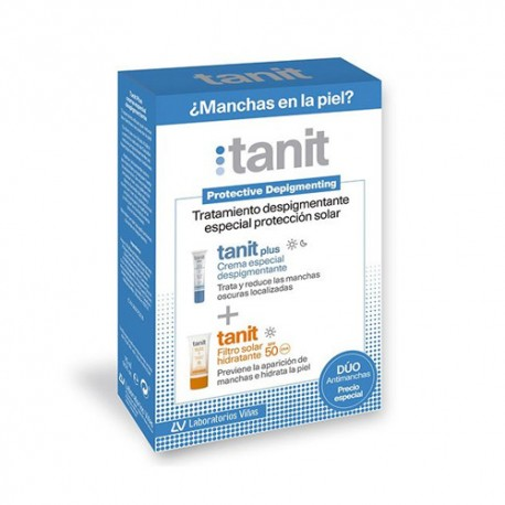 Tanit Pack Tratamiento Anti-Manchas Oscuras
