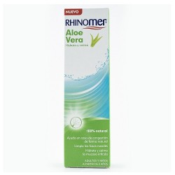 Comprar Rhinomer Aloe Vera Spray 100ml