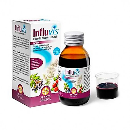 Influvis Defensas Jarabe 100 ml