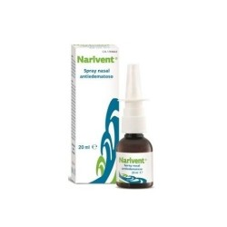 Narivent Spray Nasal Antiedematoso 20ml