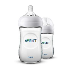 Philips Avent Natural Pack 2Biberones 1m+