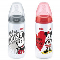 BIBERON NUK FC PP 300ML LATEX 1M MICKEY