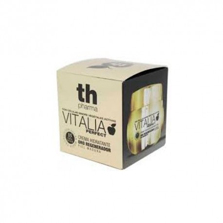 Th Pharma Vitalia Perfect Gold Crema Facial Nutrición 50ml