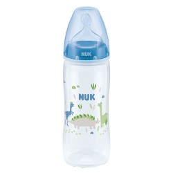 Nuk Biberón First Choice+ Silicona XL 6-18M 360ml